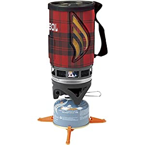 Jetboil Flash Personal Cooking System - Buffalo Plaid