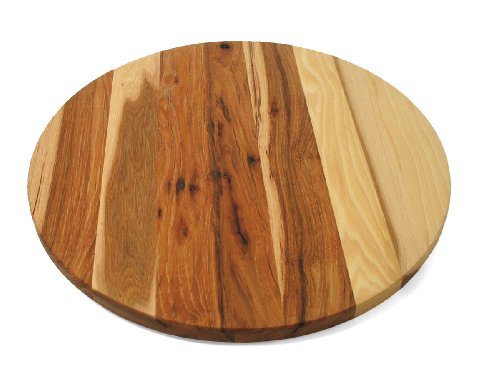 J.K. Adams 16-Inch Lazy Susan, Brown