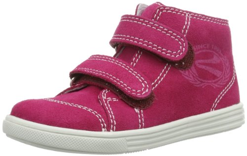 Richter Kinderschuhe Baby Sing First Walking Shoes Pink Pink (fuchsia 3500) Size: 23