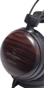audio-technica アートモニターヘッドホン ATH-W5000