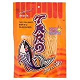Thai Snack : Taro Fish : Bar-B-Q Flavoured (pack of 6)