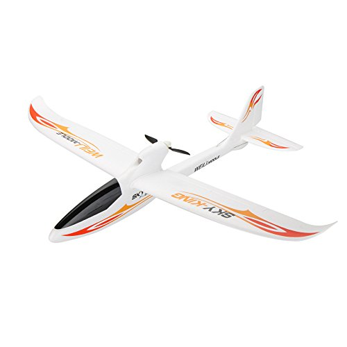 Wltoys F959 SKY-King 24G 3CH Radio Control RC Airplane Aircraft RTF-Red