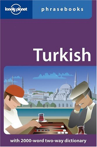 Turkish: Lonely Planet Phrasebook