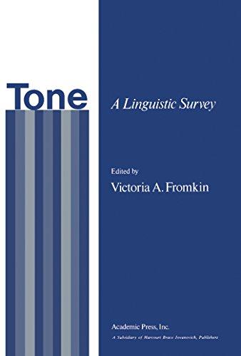 tone-a-linguistic-survey
