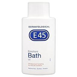 E45 Emollient Bath Oil 500ml