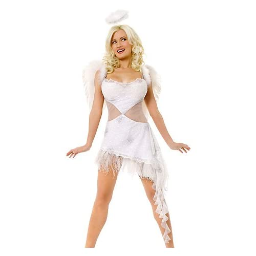 Sexy   Babes in Playboy Hugh's Nice Angel - Sexy Adult Angel Costumes Lingerie