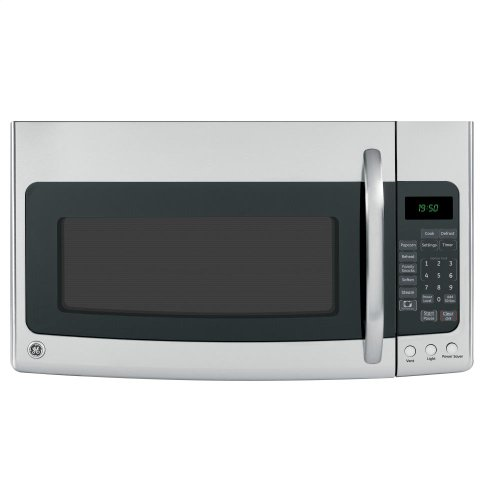 GE 30 In. Over-the-Range 1.9 cu. ft. Stainless Steel Microwave - JVM1950SRSS