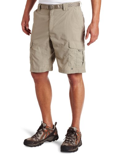 Columbia Men's Silver Ridge Cargo Short (Tusk, X Large x 12)