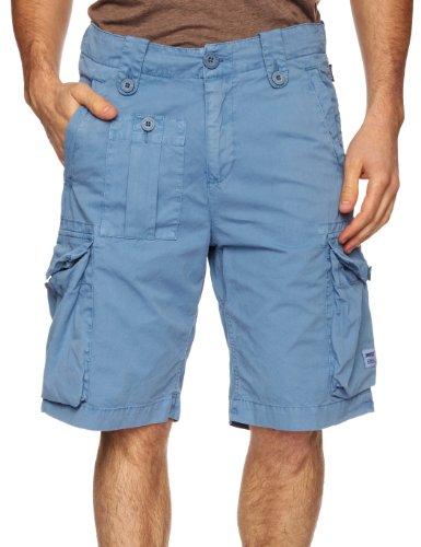 Addict 8th Cargo Men's Shorts Blue Small