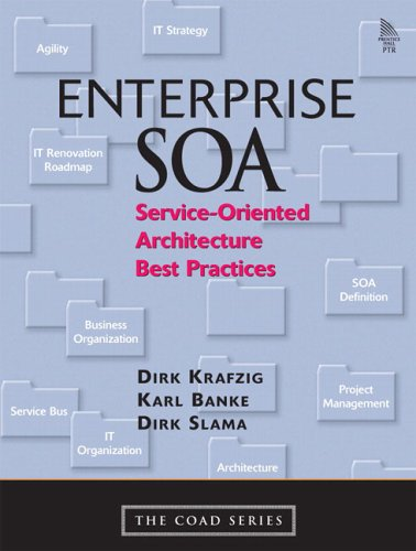 Enterprise SOA: Service-Oriented Architecture Best Practices