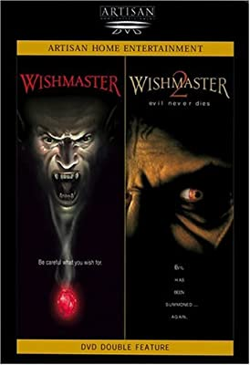 Wishmaster / Wishmaster 2: Evil Never Dies (Double Feature)