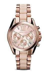 Reloj M KORS Bradsawh Rose