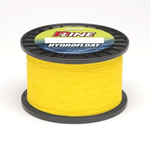 Braided line p line hydrofloat 50 lb test 3000 yard bulk for Bulk braided fishing line