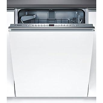 Bosch SMV64M00EU Entièrement intégré 13places A+ Blanc lave-vaisselle - lave-vaisselles (Entièrement intégré, A, A+, Full size, Blanc, boutons)