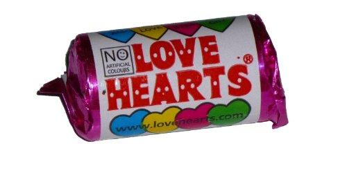 Mini Love Heart Rolls