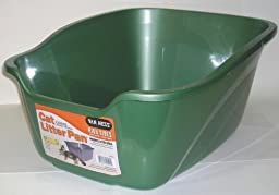 BND 225022 VAN NESS PLASTIC MOLDING - High Sides Cat Pan CP2HS