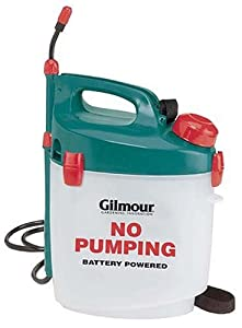 Gilmour 1 Gallon Battery Powered Sprayer Ps1 Discontinued By Manufacturer