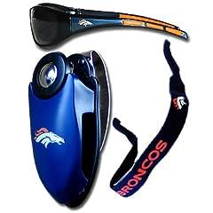 Denver Broncos Sunglasses Tripack by WD