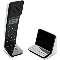 Swissvoice L7 Cordless DECT Phone with Stand Alone Intercom & TAM base (Charcoal)