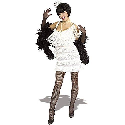 Adult Broadway Babe Flapper Costume