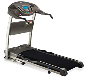 Horizon Fitness WT951 Home Treadmill with Wireless Pedometer
