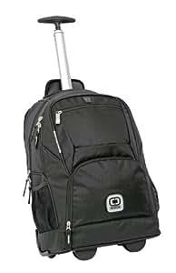 OGIO Commuter Wheeled Laptop Backpack Wheeled Backpacks, Black [Misc.]