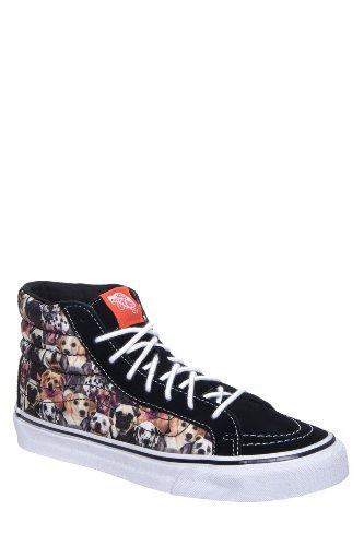 Vans Unisex Sk8-Hi Slim X Aspca High Top Sneaker