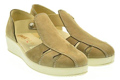 ENVAL SOFT donna sandali 59084/00 37 Tortora