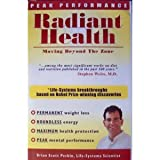img - for Peak Performance, Radiant Health: Moving Beyond the Zone book / textbook / text book