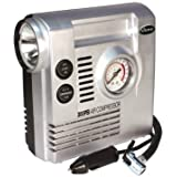 Slime COMP03 12-Volt Tire Inflator with Gauge and Light