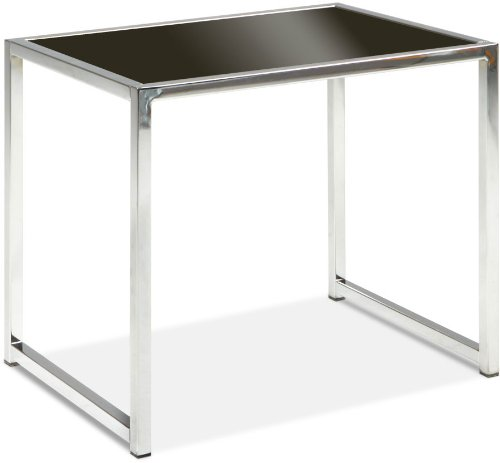 Cheap Avenue Six Yield Glass End Table (YLD09)
