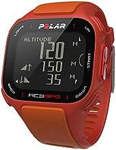 Polar RC3 Cardiofréquencemètre/GPS sans ceinture cardiaque Rouge