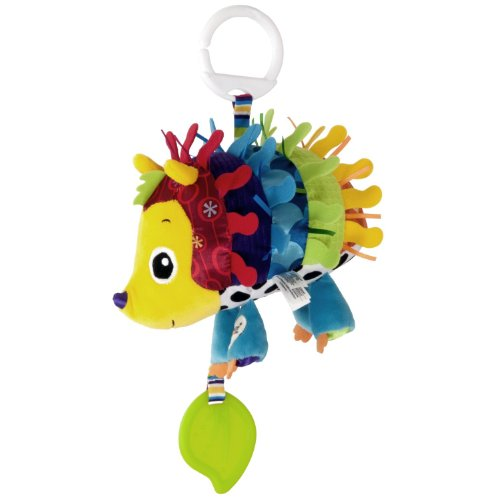 Baby Early Development Toys Multifunctional Plush Hedgehog Bed Bell/Bed Hang front-501582