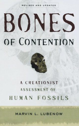 Bones of Contention: A Creationist Assessment of Human Fossils: Marvin L. Lubenow: 9780801065231: Amazon.com: Books