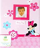 Disney Minnie Mouse Baby Days Baby Memory Book