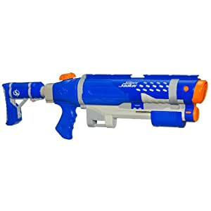 Supersoaker Wars Shotblast  Water Blaster - Blue