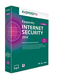 Kaspersky Internet Security 2014 Upgrade - 3 PCs