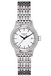 Tissot Women's T-Classic Stainless Steel Analog Watch