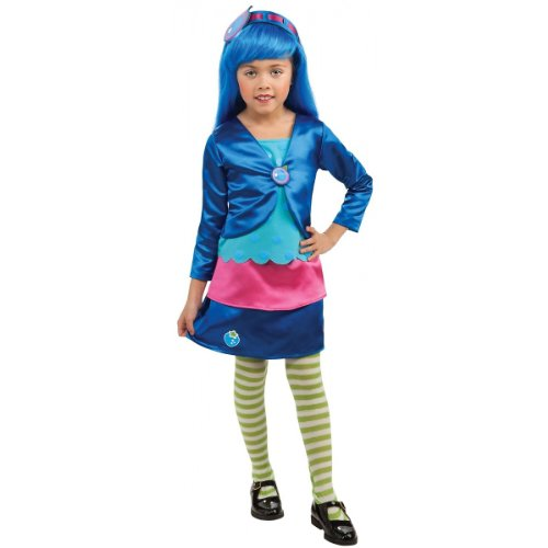 Deluxe Blueberry Muffin Costume - Toddler