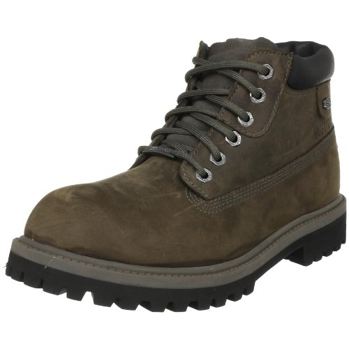 Skechers Men's Sergeants Verdict Grey Lace Up 4442 7 UK
