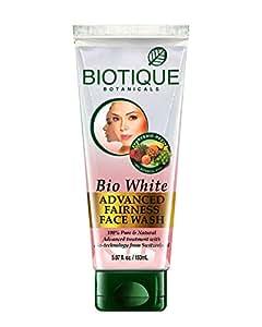Biotique Bio White Advanced Fairness Face Wash , 150 ml