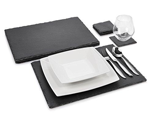 sanger-schieferplatten-set-dinner-8-teilig-komplettes-platzset-aus-schiefer-mit-untersetztern-40x30-
