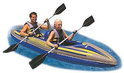 Cheap Intex Challenger K2 Kayak Kit, No Net (B0039ZMYXO)