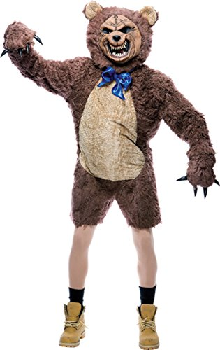 Cuddles the Bear Costume (Men's Adult Regular Size)