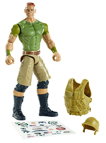 WWE Create A Superstar John Cena Figure Pack