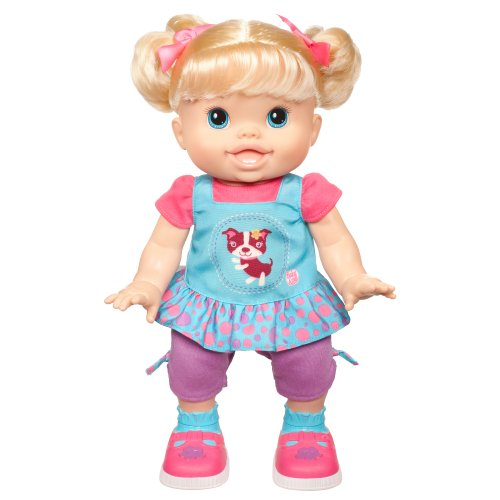 Baby alive baby wanna walk doll for Porte bebe toys r us