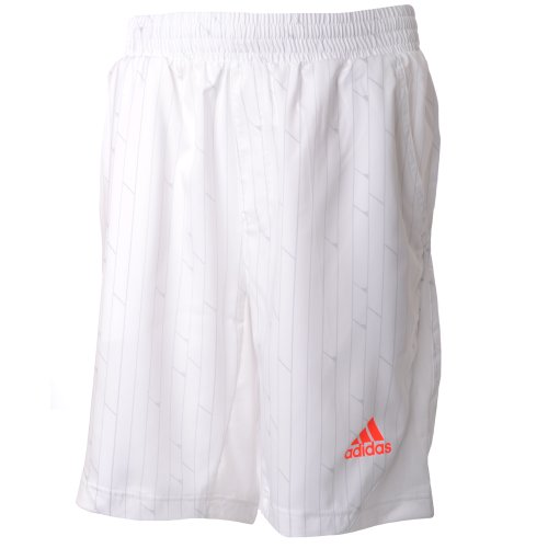 Adidas Mens Bermuda Tennis Shorts - White - O05400