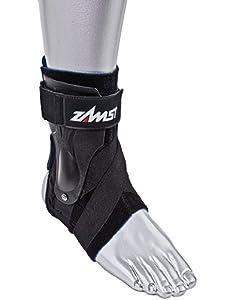 Zamst A2-DX Left Ankle Brace, Black by Zamst
