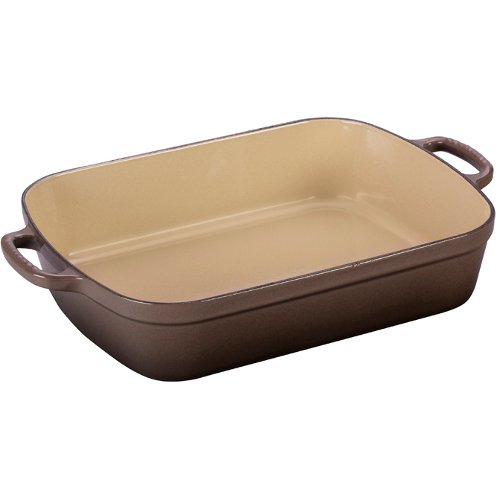 Le Creuset Signature Rectangular Roaster, Truffle - Truffle (Le Cruset Roasting Pan compare prices)