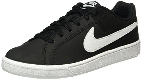 Nike Wmns Court Royale Scarpe da Ginnastica, Donna, Nero (Black/White), 37.5